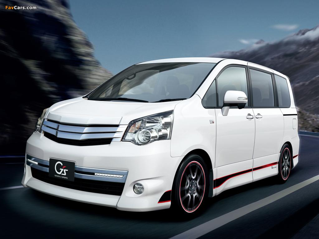 Микроавтобусы от Toyota