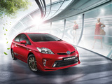 TRD Toyota Prius Sportivo TH-spec 2012 pictures
