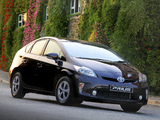 Toyota Prius ZA-spec (ZVW30) 2012 wallpapers