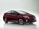 Toyota Prius Persona Edition (ZVW30) 2013 wallpapers