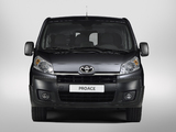 Pictures of Toyota ProAce Van Long 2013