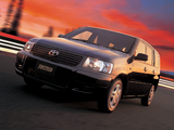 Toyota Probox Wagon (CP50) 2002 photos