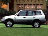 Toyota RAV4 5-door 1998–2000 wallpapers