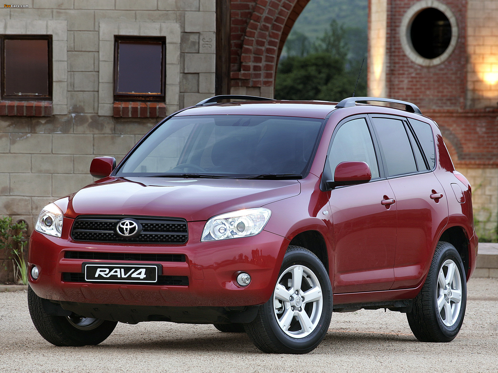 toyota rav4 za spec 2006 08 wallpapers 2048x1536. Black Bedroom Furniture Sets. Home Design Ideas
