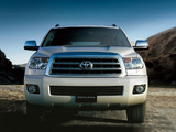 Toyota Sequoia Limited UAE-spec 2007 images