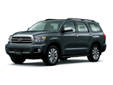 Toyota Sequoia Limited UAE-spec 2007 wallpapers