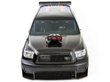 Toyota Sequoia Family Dragster by Antron Brown Team 2012 pictures