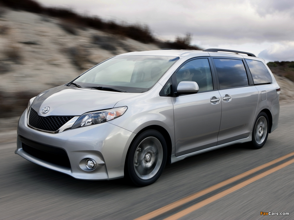Toyota Sienna 2017 2018 Best Cars Reviews