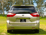 2015 Toyota Sienna 2014 photos