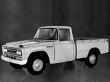 Pictures of Toyota Stout (RK101) 1964–68