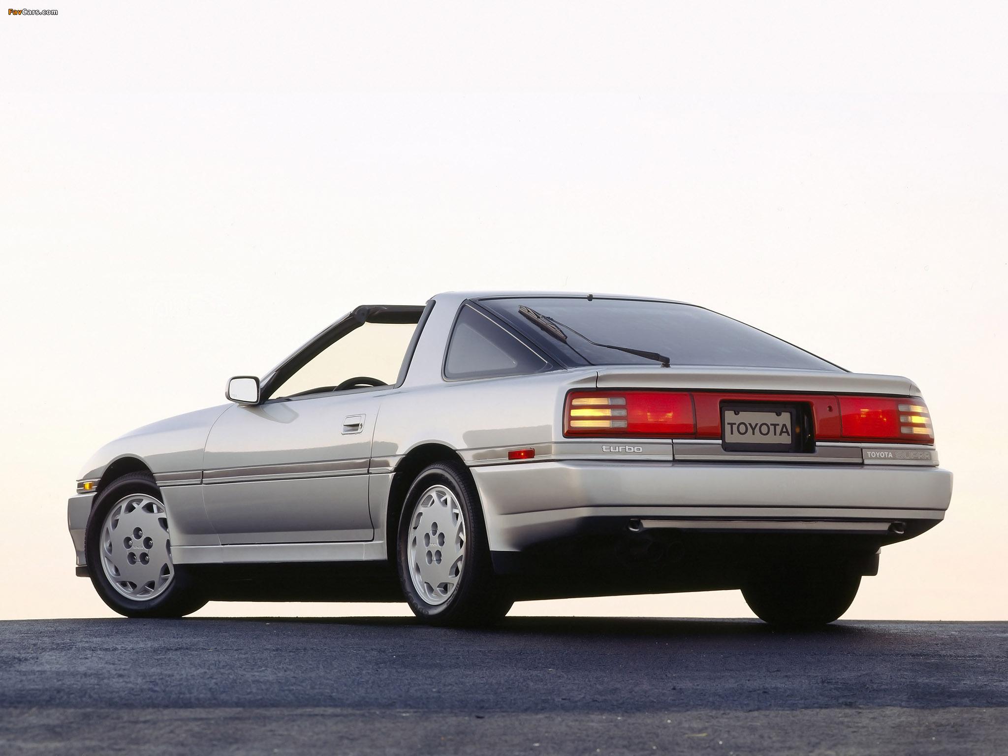 Pictures Of Toyota Supra 3 0 Turbo Sport Roof Us Spec
