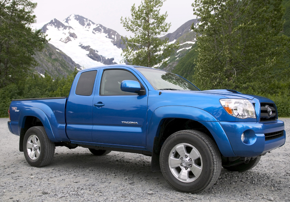 Pictures Of Trd Toyota Tacoma Access Cab Sport Edition