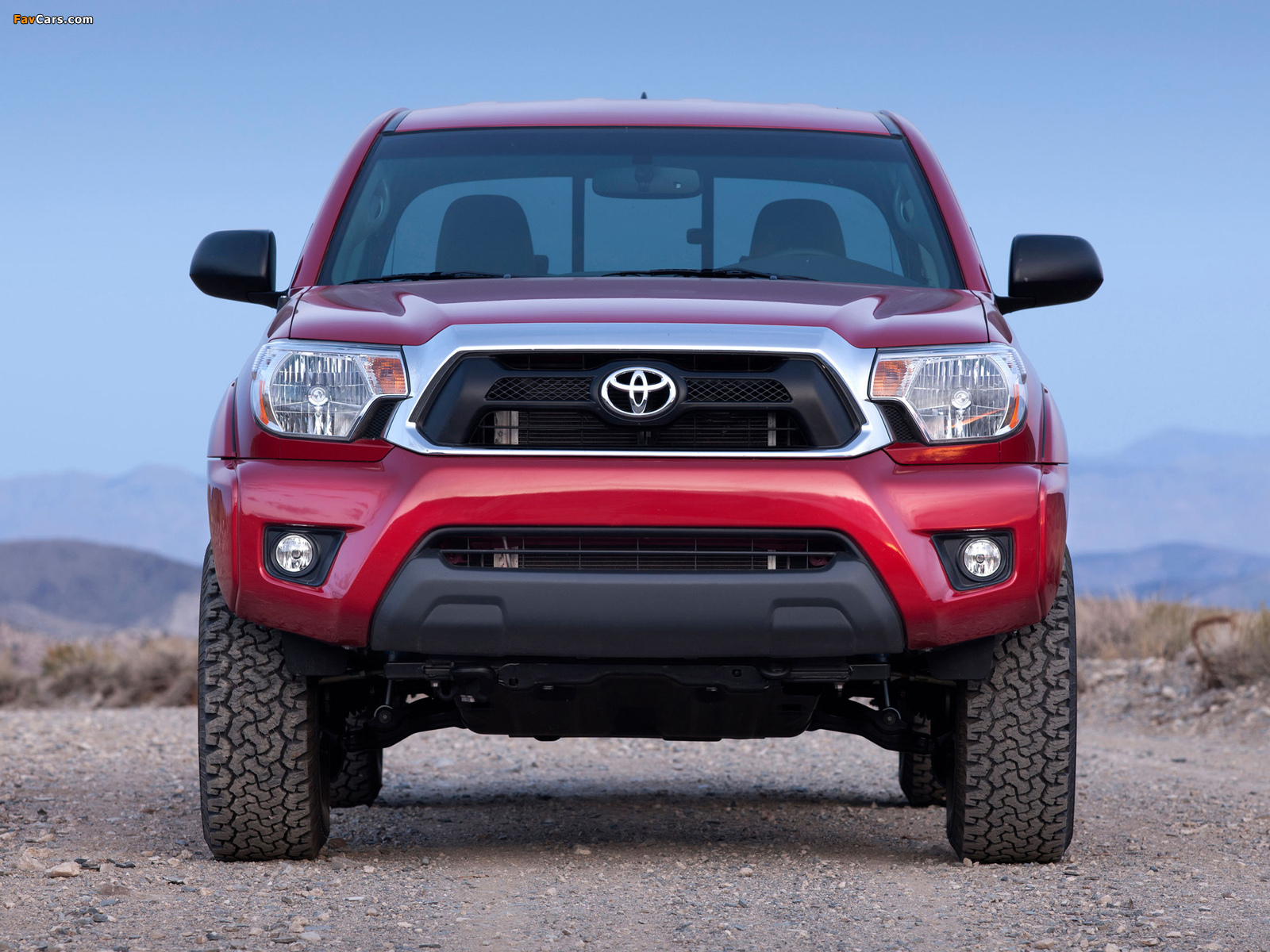 Trd toyota tacoma access cab t x baja series limited edition 2012