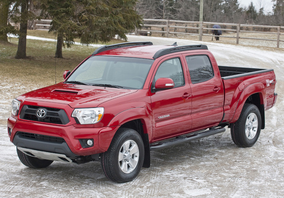 Toyota Tacoma Double Cab >> TRD Toyota Tacoma Double Cab Sport Edition 2012 pictures ...