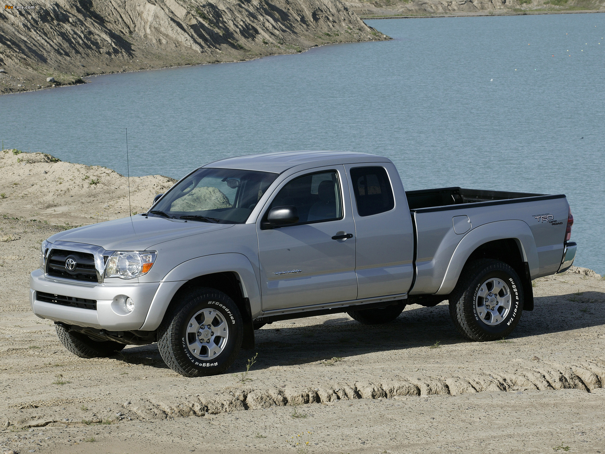 Wallpapers of TRD Toyota Tacoma Access Cab Off-Road ...