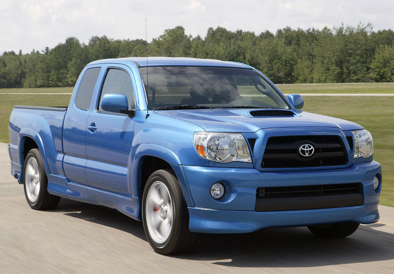 Toyota Tacoma Access Cab >> Wallpapers of Toyota Tacoma X-Runner Access Cab 2006–12 (2048x1536)