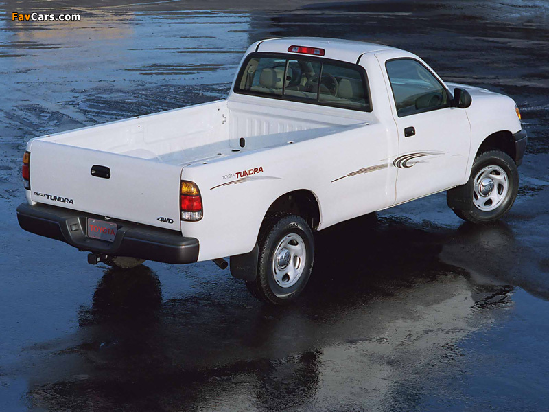pictures of toyota tundra regular cab 1999 2002 800x600. Black Bedroom Furniture Sets. Home Design Ideas