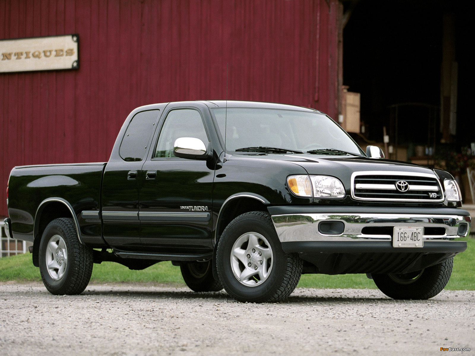 Pictures Of Toyota Tundra Access Cab Sr5 1999 2002 1600x1200