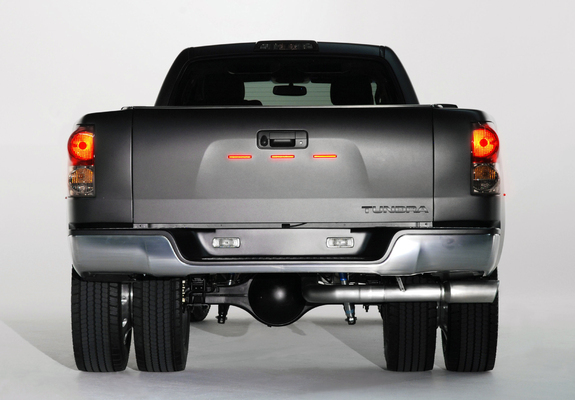 Toyota Tundra Diesel >> Toyota Tundra Dually Diesel Concept 2007 wallpapers (1024x768)