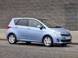 Photos of Toyota Verso-S UK-spec 2010