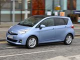 Pictures of Toyota Verso-S UK-spec 2010