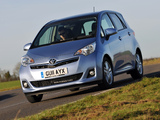 Toyota Verso-S UK-spec 2010 photos