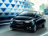 Images of Toyota All-New Vios (XP130) 2013