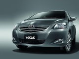 Pictures of Toyota Vios TH-spec (XP90) 2007