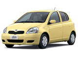 Photos of Toyota Vitz 5-door 2001–05