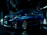 Toyota Voxy ZS 2014 wallpapers