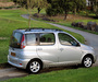 Wallpapers of Toyota Yaris Verso 1999–2003