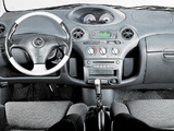 Pictures of Toyota Yaris T-Sport 2001–03