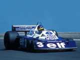 Tyrrell P34B 1977 wallpapers