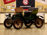 Vauxhall 6 HP 2-seater 1904 pictures