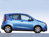 Images of Vauxhall Agila 2008