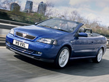 Images of Vauxhall Astra Cabrio 2001–06