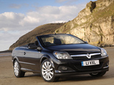 Photos of Vauxhall Astra TwinTop 2006–10