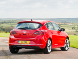 Vauxhall Astra SRi Turbo 2012 photos
