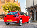 Vauxhall Astra SRi Turbo 2012 pictures
