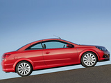 Vauxhall Astra TwinTop 2006–10 wallpapers
