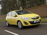 Images of Vauxhall Corsa 5-door (D) 2010