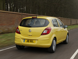 Photos of Vauxhall Corsa 5-door (D) 2010