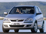 Pictures of Vauxhall Corsa 3-door (C) 2003–06