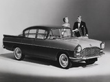 Pictures of Vauxhall Cresta 4-door Saloon (PA) 1960–62