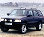 Images of Vauxhall Frontera (A) 1992–98