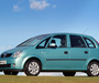 Photos of Vauxhall Meriva 2003–06