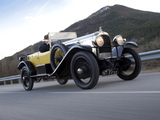 Pictures of Vauxhall 30/98 OE Velox Tourer 1913–27