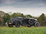 Vauxhall R-Type 20/60 Hurlingham Speedster 1928 pictures