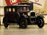 Vauxhall R-Type 20/60 Bedford Saloon 1929 wallpapers