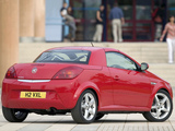 Vauxhall Tigra TwinTop 2004–09 wallpapers